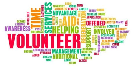Introduction to Volunteering - Clayton tickets