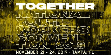 National Youth Workers Convention 2019 tickets