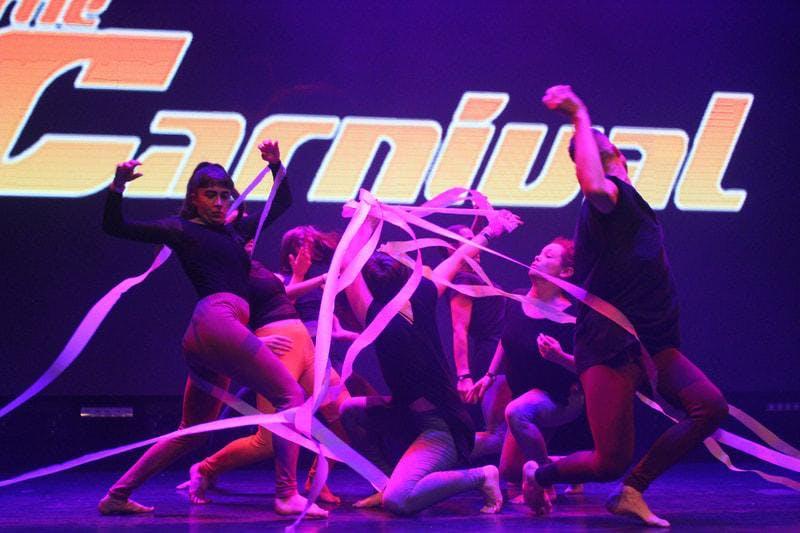 The Choreographer's Carnival NYC