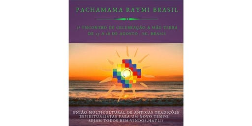 Festival Pachamama Raymi Brasil
