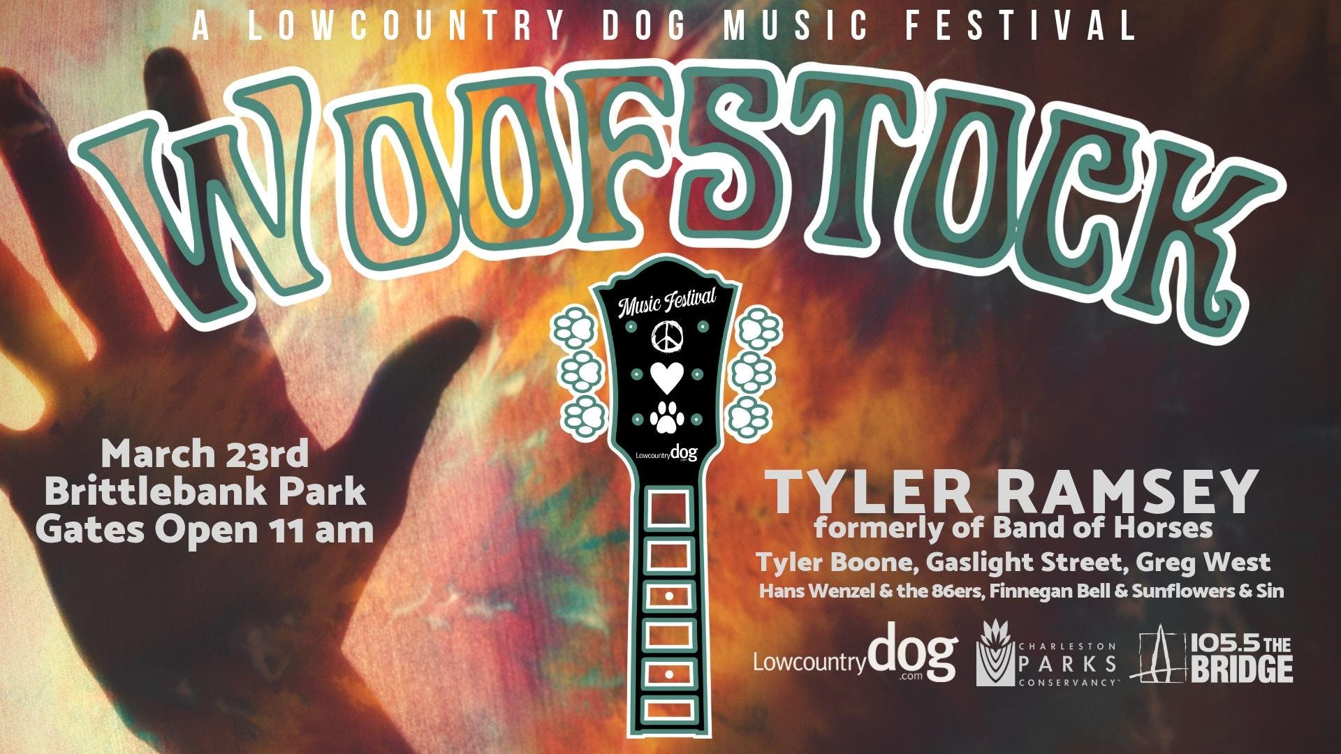 Woofstock: A Lowcountry Dog Music Festival, f