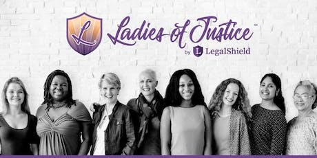"Ladies of Justice - ""Promoters of Good Things"" - Dress for Success tickets"