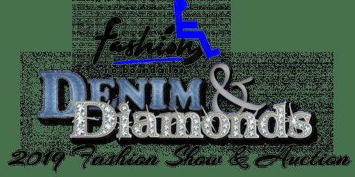 Fashion No Bounadries Denim & Diamonds Fashion Show and Auction