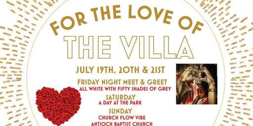 For The Love of The Villa
