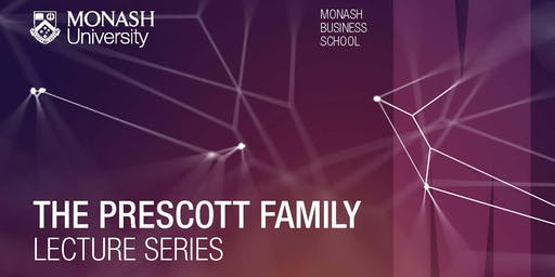 The Prescott Family Lecture Series: From Smart Workers to Smart Work