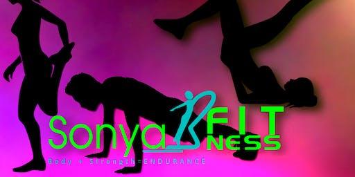 Sonya B Fitness Circuit Training
