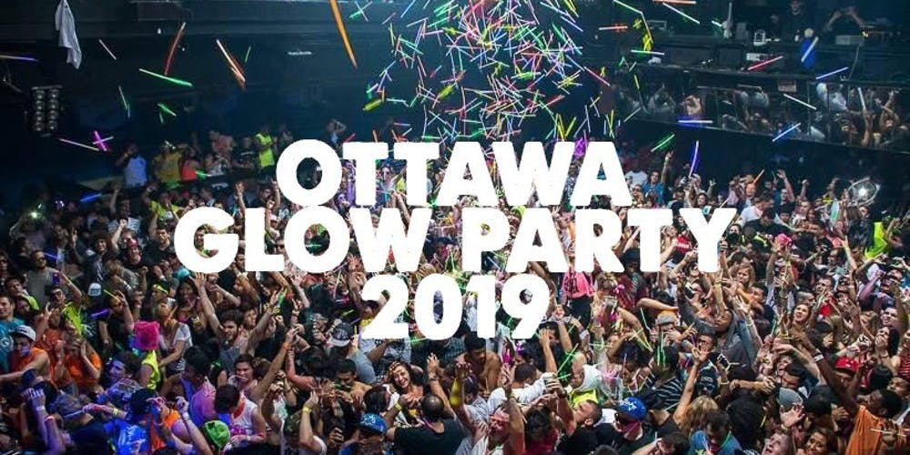 Rave Party Ottawa Unique Birthday Ideas