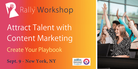 Workshop: Create Your Recruitment Marketing Content Playbook [New York, NY] tickets