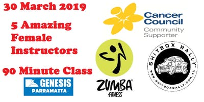 Zumba SBR Party for Cancer Council