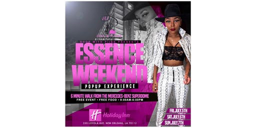 """Shop With Piink Presents """"THE ESSENCE WEEKEND POP UP EXPERIENCE"""""""
