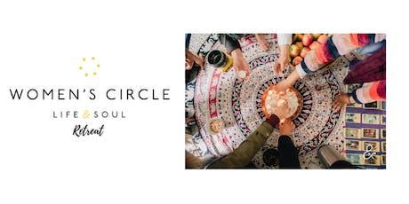 Life & Soul - Women's Circle Retreat 2019 tickets
