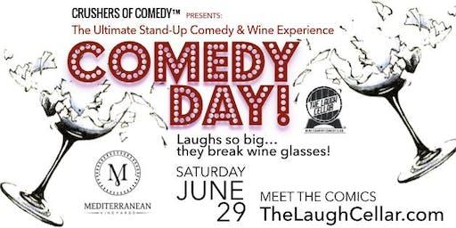 Comedy Day! - Fair Play Wine Region