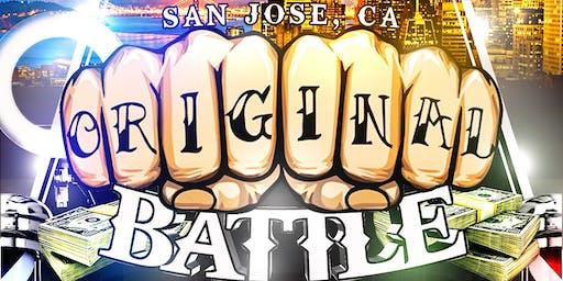 Original Battle San Jose