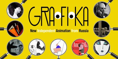 GRA-FI-KA: New Independent Animation from Russia