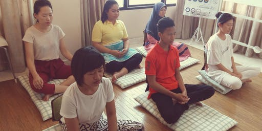 Finding how To Live Truly @ Tangerang Meditation