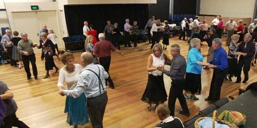 Social Dancing At The Rainbow Ballroom