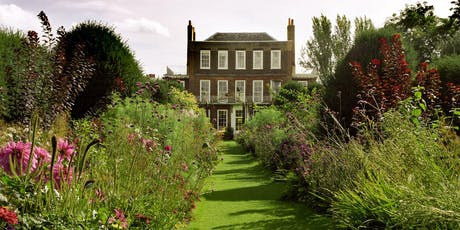 Petersham House Open Garden tickets