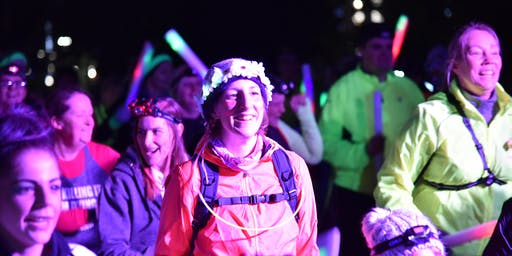 Telford Dark Run 5K 2019