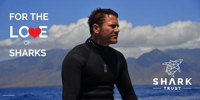 For the Love of Sharks with Steve Backshall