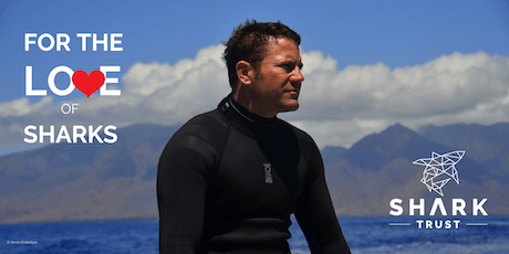 For the Love of Sharks with Steve Backshall tickets