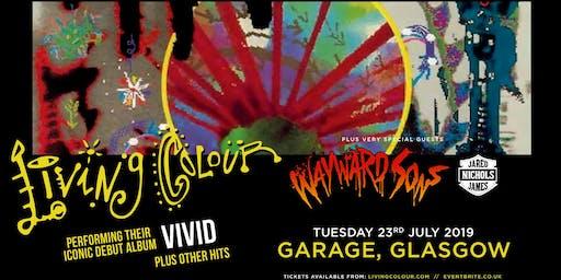 Living Colour (Garage, Glasgow)