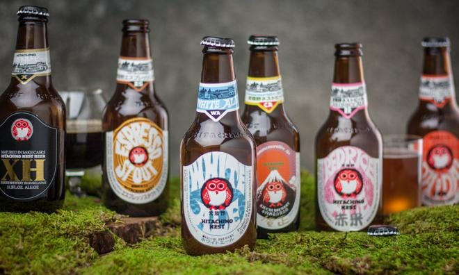 JAPANESE Food vs Beer vs Whisky