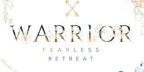 Fearless Presents Warrior Princess Retreat tickets