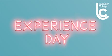 Experience Day tickets