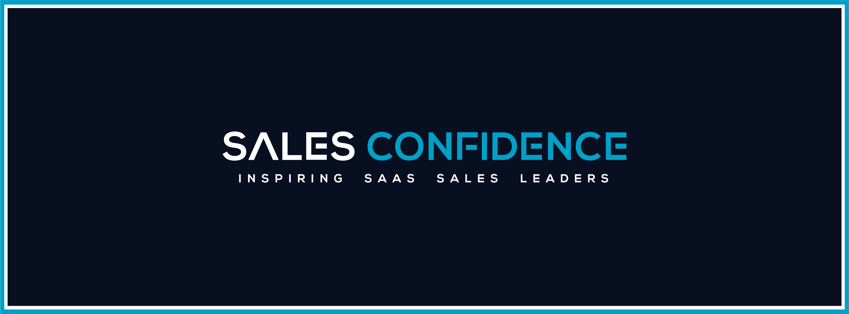 Sales Confidence - Sales Leaders and Managers - [Open] B2B SaaS Sales Evening Event - London