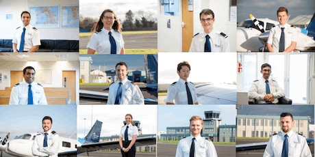 CAE Pilot Career Day - Oxford tickets