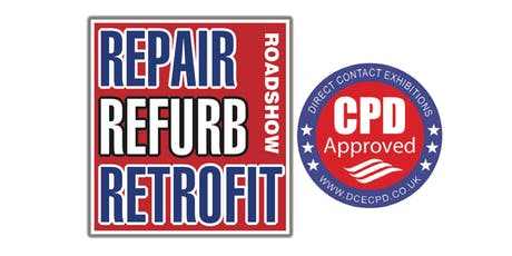 REPAIR, REFURB, RETROFIT - London tickets