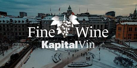 Fine Wine 2020 tickets