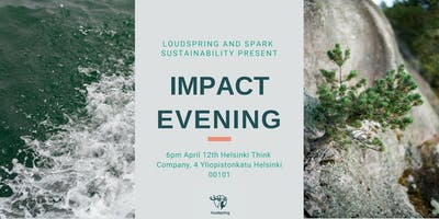 Impact Evening by Loudspring and Spark Sustainability