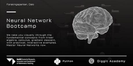 Neural Network Bootcamp tickets