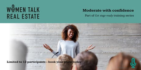 Moderate with confidence, 8 Oct 2019 tickets