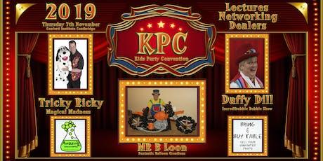 KPC 2019  tickets