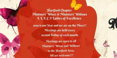 Ministers' Wives & Widows Meeting tickets