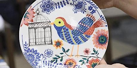 Creative Pottery Painting BYOB tickets