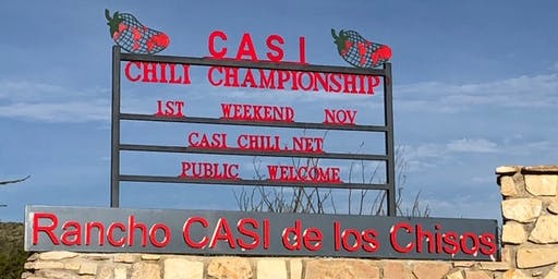 Terlingua International Chili Championship and Food Festival