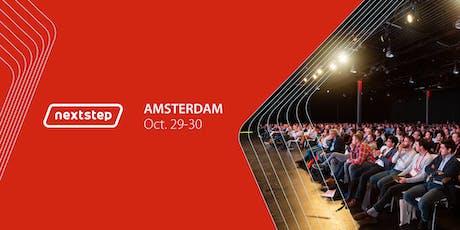 NextStep Amsterdam tickets