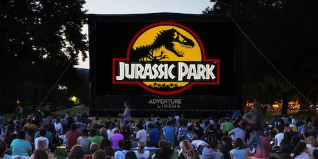 Jurassic Park Outdoor Cinema Experience at Margam Park tickets