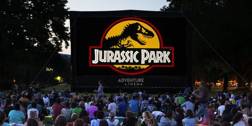 Jurassic Park Outdoor Cinema Experience at Margam Park