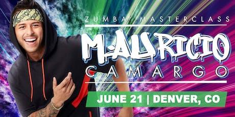 Zumba Fitness Master Class  - Mauricio Camargo  tickets