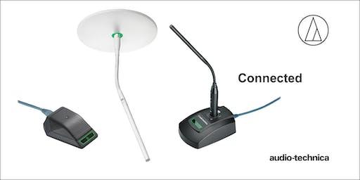 Audio-Technica - Dante und vernetzte Audio-Systeme