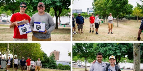 High School Fishing Skills Challenge at Ike's Free Family Fun Fest 2019 tickets