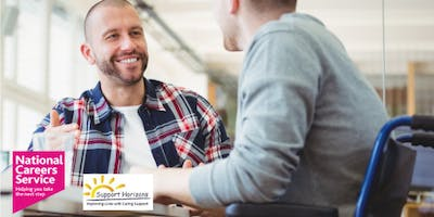 Support Work Careers Event