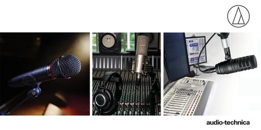 Audio-Technica - Mikrofongrundlage: Produkte, Serien und Anwendungen