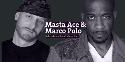 MASTA ACE & MARCO POLO (NYC)