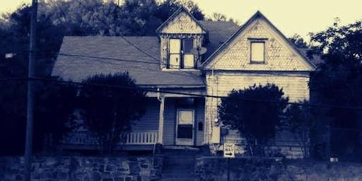 Haunted Hill House Ghost Hunt and Sleepover - June 28th 2019