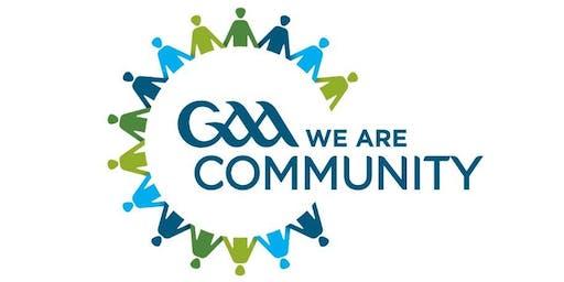 Training Series 3, Dublin GAA Healthy Club Officer Training